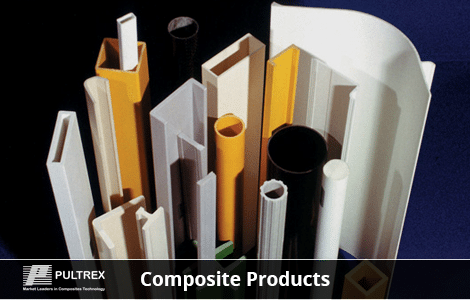 A wide range of composite products