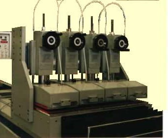 Pultrusion Machine Clamping System