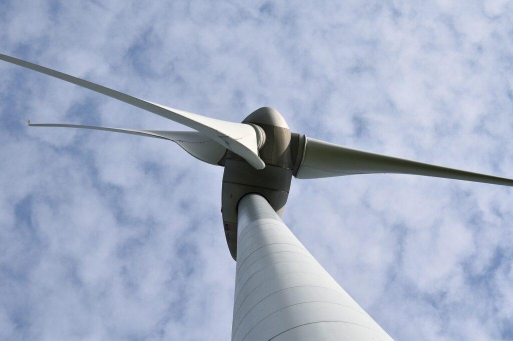UK Wind Power Spar Caps Image