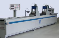 Filament winding, Pultrusion and Pullwinding machinery